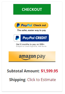 Amazon Pay for Pinnacle Cart