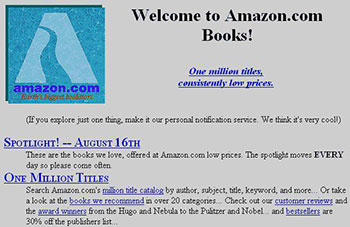 The Original Amazon.com